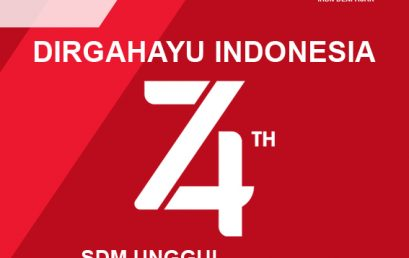 DIRGAHAYU REPUBLIK INDONESIA 74