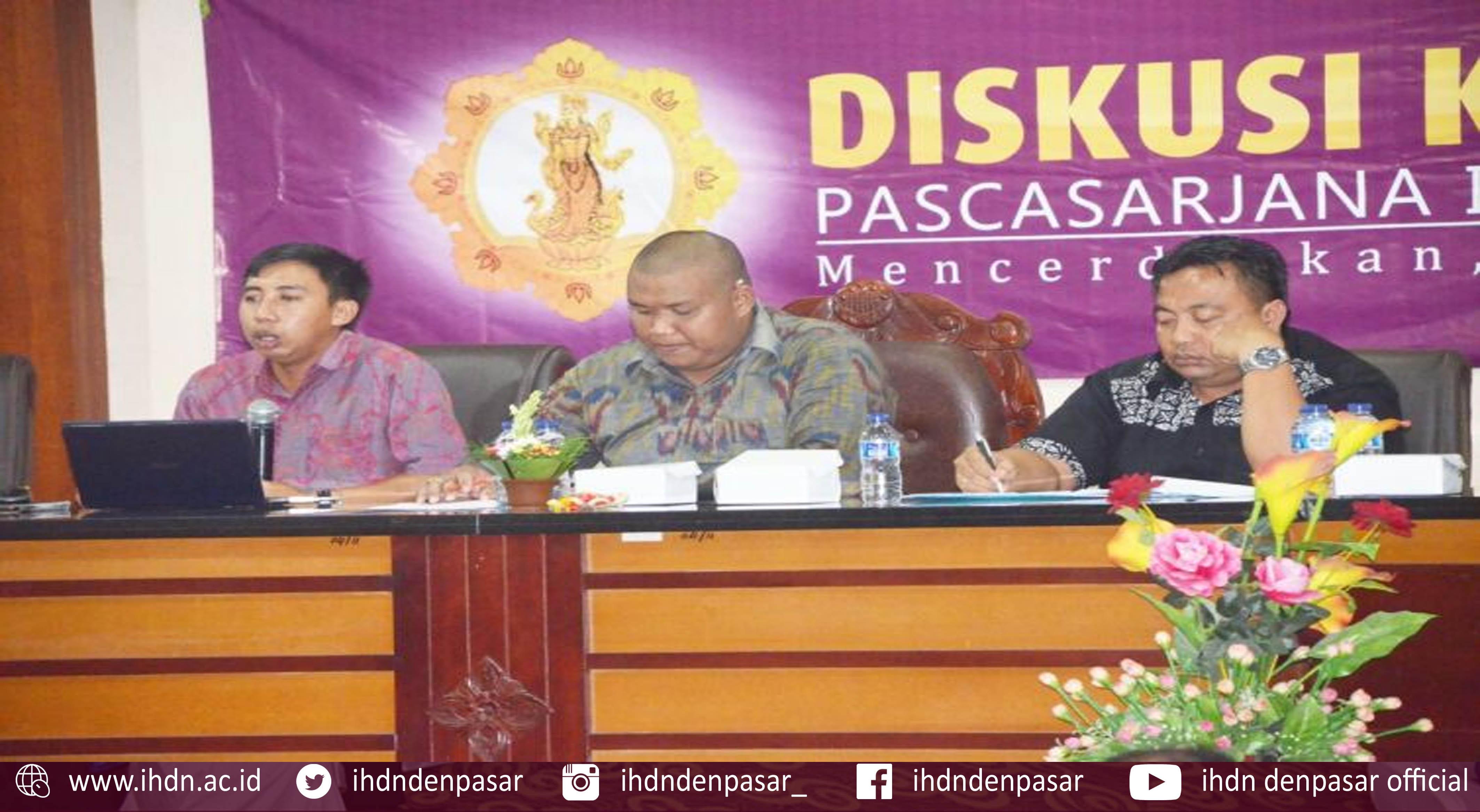 Diskusi Kamisan Aksara dan Sastra Bali